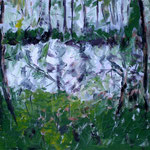 Öl auf Leinwand, 2008, 30 x 40 cm