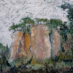 Öl auf Leinwand, 2010, 30 x 40 cm (Privatbesitz)