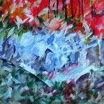 Öl auf Leinwand, 2008, 85 x 200 cm (Privatbesitz)