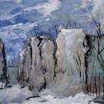 Öl auf Leinwand, 2010, 30 x 40 cm