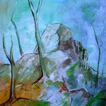 Öl auf Leinwand, 2009, 60 x 50 cm (Privatbesitz)