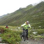 Davos > Scalettapass > Keschhütte > Lenzerheide