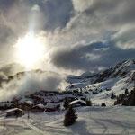 Im Wallis die einmalige autofreie Riederalp