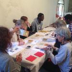 Ateliers de calligraphie nüshu