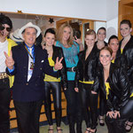 2012 - beim MJ Revival mit William Wagener aus den USA