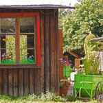 Grünes Klassenzimmer - Kreativhaus