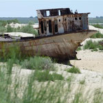 Heute stehen die Reste dieser Fischereiflotte unter Denkmalschutz