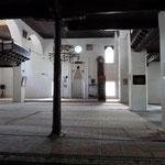 Noch benutzte Moschee