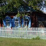wir stellen immer wieder fest, dass sich die Menschen ihre alten Holzbalkenhäuser liebevoll herrichten