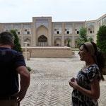 Koranschulen für 250 Schüler - heute Hotels