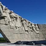 Wieder ein Denkmal des Krieges