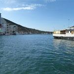 Yachthafen Nähe Sevastopol