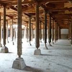 Wunderbare Holzdeckenkonstruktion