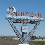 Monyak - einst Hafenstadt am Aralsee - heute 80 km vom Seeufer entfernt