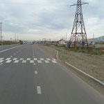 südliche Einfahrt in Ulaanbator