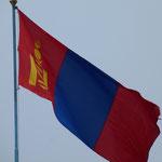 Monoglische Fahne