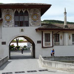 Eingangstor zum Kanpalast