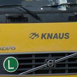 KNAUS produziert in Ungarn Wohnwagen und Kompaktwohnmobile auch für meinen Freund BUROW.
