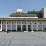 Am Sukhbaatar Platz