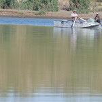 Langsam werden die Fischer auf uns aufmerksam und neugierig