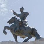 Sukhbaatar - Befreier Mongolia 1921