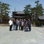 世界最古の木造建築 法隆寺