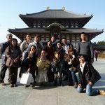 東大寺 写真に収められないスケール