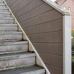 ③階段周りも含め湿気が抜けにくい。