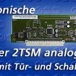 Auerswald COMmander 2TSM-Modul / 2TSM-R-Modul