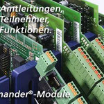 Auerswald COMmander 8UP0-Modul / 8UP0-R-Modul