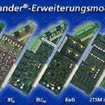 Auerswald COMmander 8/16VoIP-Modul / 8/16VoIP-R-Modul