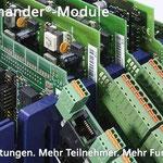Auerswald COMmander 8a/b-Modul / 8a/b-R-Modul