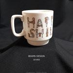 マグカップ(サイズ:約ヨコ 直径8×タテ9cm)