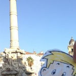 Flat Stanley at Marseille's Castellaine