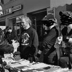 Interview mit AktivistInnen der autonomen Bibliothek Juze Dampfmühle