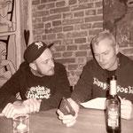 Interview mit DAS PACK in Bremen (Lagerhaus)