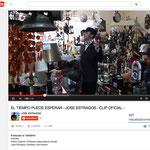 José Estrafos, el Laberinto, videoclip