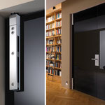 Фурнитура для распашных дверей от MWE Edelstahlmanufaktur Gmbh Akzent