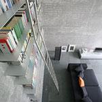 библиотечная лестница, передвижная лестница для стелажей, Фурнитура для откатных и распашных дверей, душевые и мебель от MWE Edelstahlmanufaktur Gmbh, MWE Terra, Terra M, Terra M XL, Akzent, Nano Slyder, Spider, Duplex, Klassik, Midway, Purist, Visio