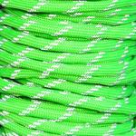 Reflektierend Neon Green