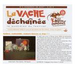 """Les petits reporters """"Au bonheur des Mômes"""" du Grand Bô / 26 Août 2011"""