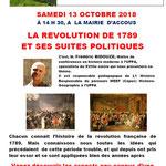 Bidouze Révolution 1789