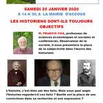 Les historiens sont-ils toujours objectifs - Francis Cha