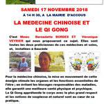 Bordes et Veyrier médecine chinoise