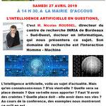 Roussel Intelligence artificielle