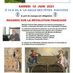 Regards sur la Révolution Française - Francis Cha