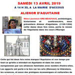 Gre-Beauvais Alienor d'Aquitaine
