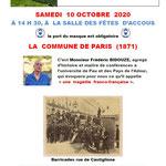 La Commune de Paris - Frédéric Bidouze