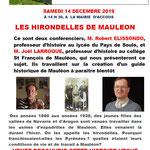 Les Hirondelles de Mauléon - Elissondo et Larroque