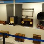 昭和初期のラジオ受信機